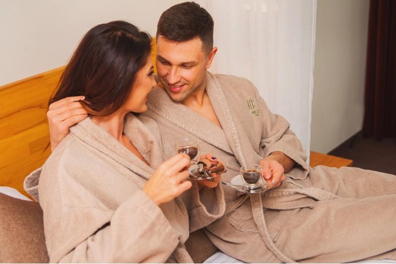 2 romantiškos nakvynės liukso apartamentuose su sūkurine vonia Druskininkuose