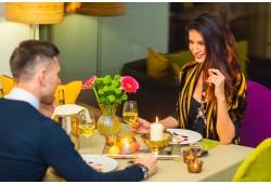Romantiška nakvynė su romantiška vakariene Druskininkuose
