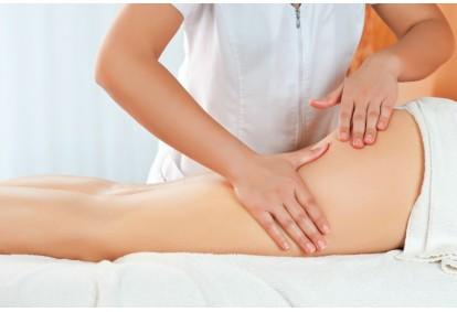 Viso kūno anticeliulitinis masažas rankomis ir vakuuminėmis taurėmis Mažeikiuose