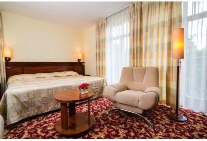 """Romantiškas poilsis viešbutyje """"Violeta"""" Druskininkuose"""