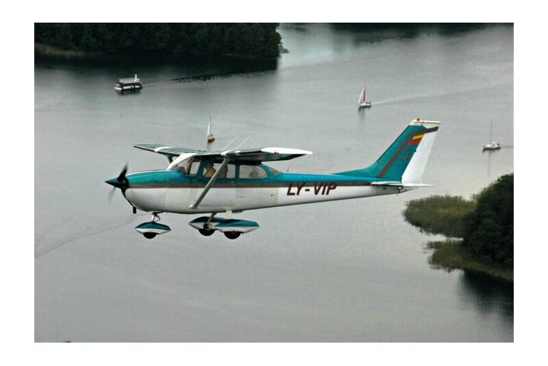 Trakų pilis iš paukščio skrydžio (1-3 asmenims)