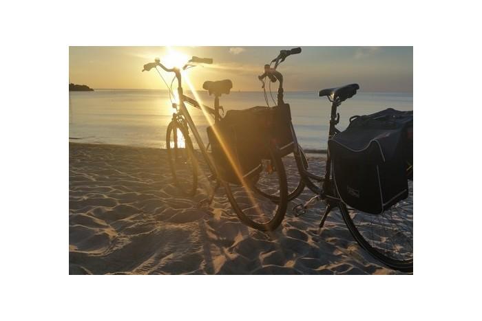 Pasivažinėjimas dviračiais Palangoje