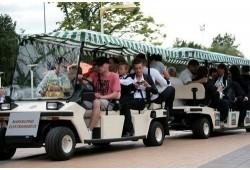 Pasivažinėjimas elektromobiliu Palangoje