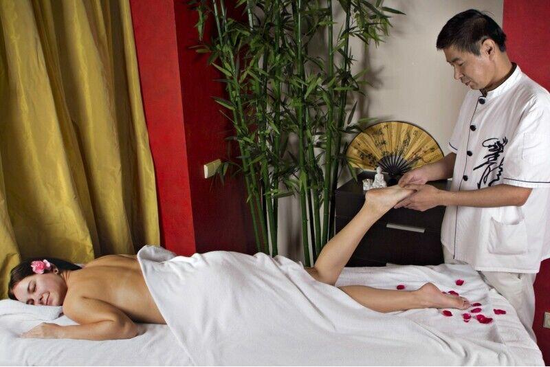 Kiniškas nugaros ir pėdų masažas Vilniuje