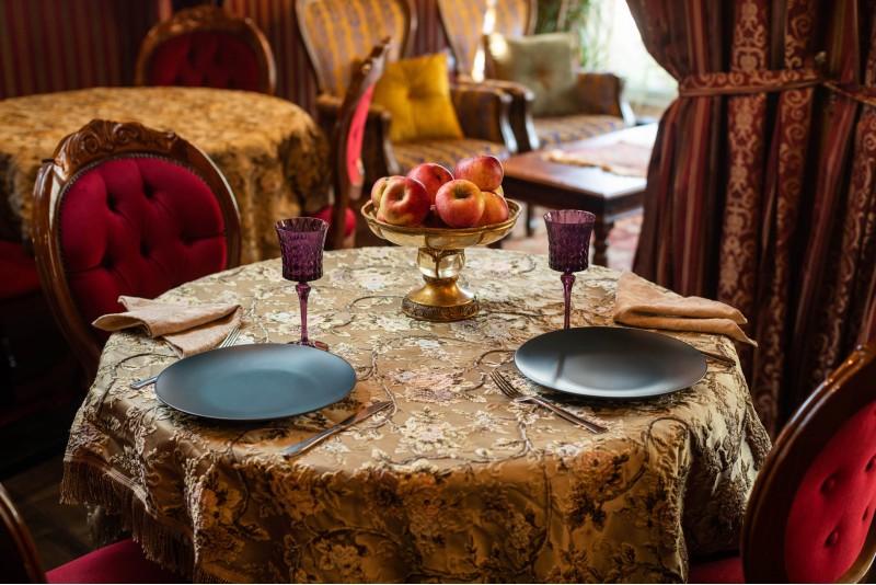 """Romantiška vakarienė dviem viešbutyje """"Sofijos rezidencija"""" Birštone"""