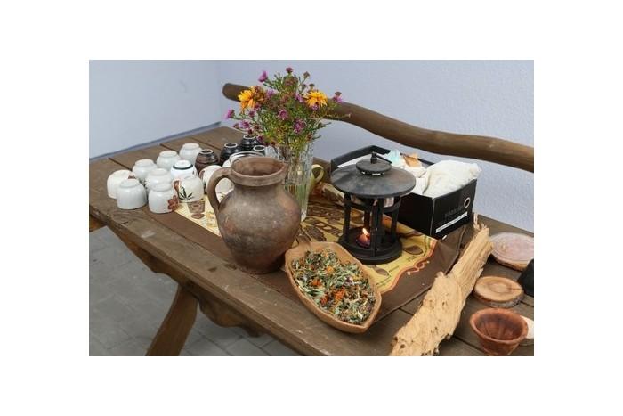 Baltiška arbatos gėrimo apeiga Anykščiuose