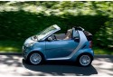 Smart kabrioleto nuoma parai Vilniuje 1-2 asmenims