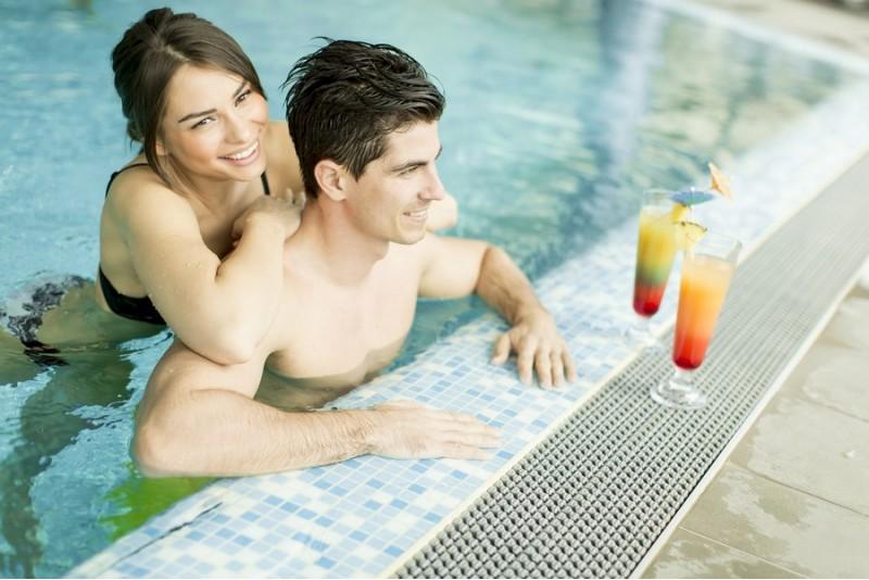 "Vandens pramogos ""Trasalis Trakai Resort & SPA"", boulingas ir gardi pica"