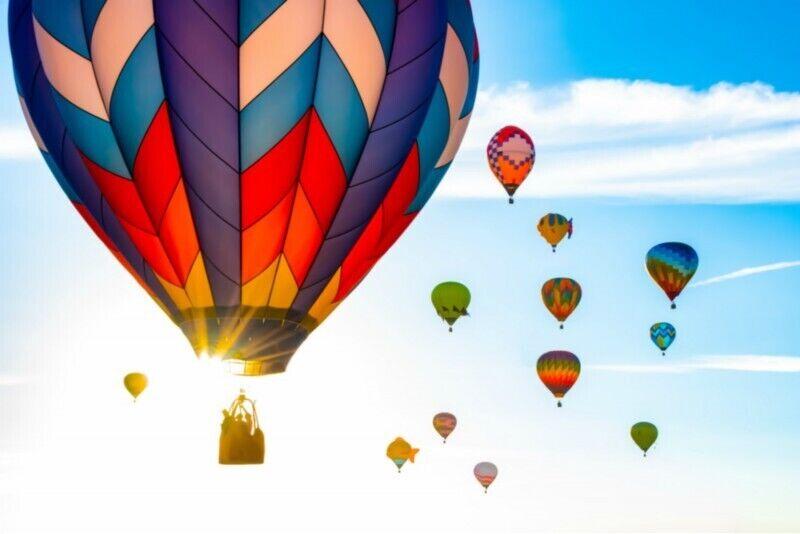 Žiemos skrydis oro balionu Talino, Parnu arba Tartu mieste