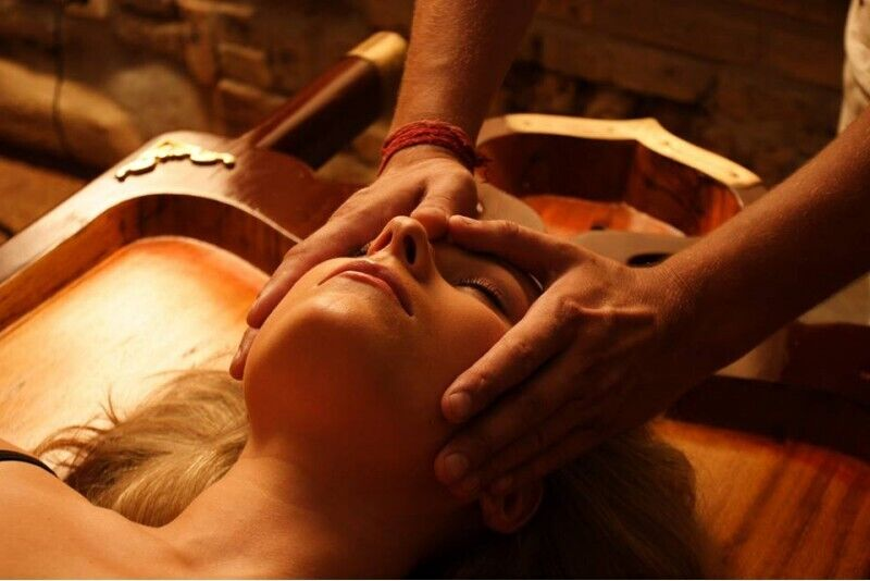 """Veido masažas """"SPA Shanti"""" salone"""