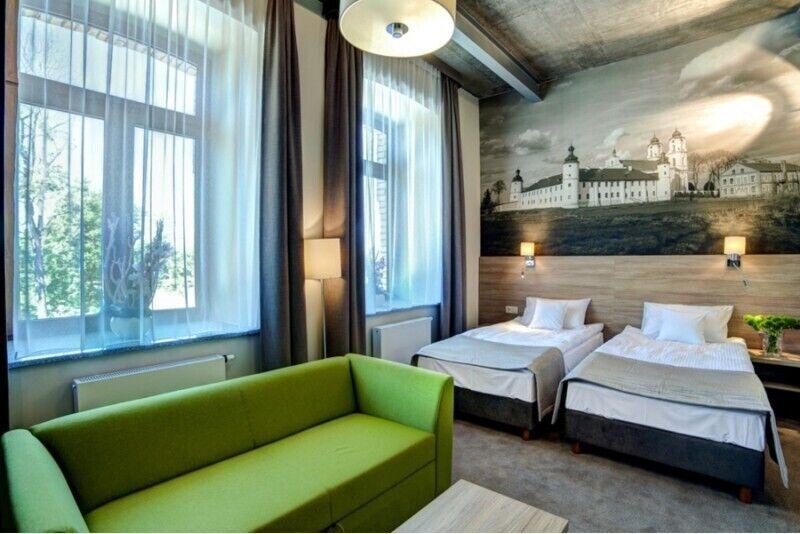 """Romantiška nakvynė viešbutyje """"Loft 1898"""" Suvalkuose"""