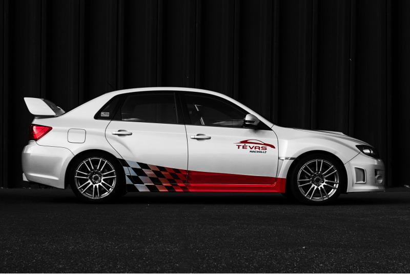 """Vairuok """"Subaru Impreza WRX STI 2011"""" Nemuno žiedo trasoje pats"""