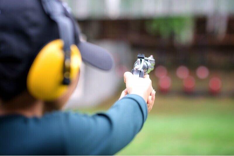 Šaudymas mažo kalibro ginklais