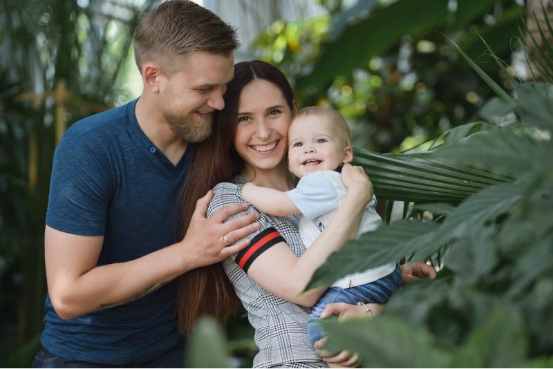 Šeimos fotosesija Marijampolėje