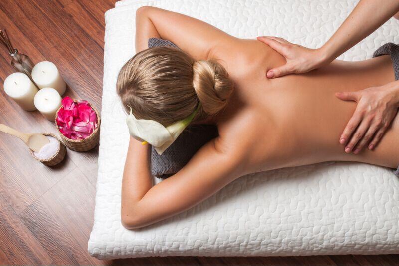 Tradicinis indiškas viso kūno masažas