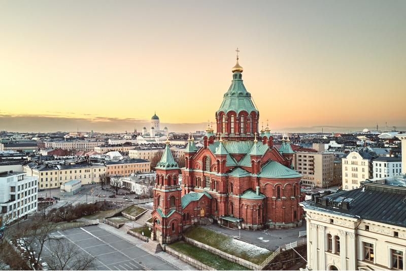 "Kruizas Helsinkis - Stokholmas - Talinas su ""Interlux Travel"" agentūra"