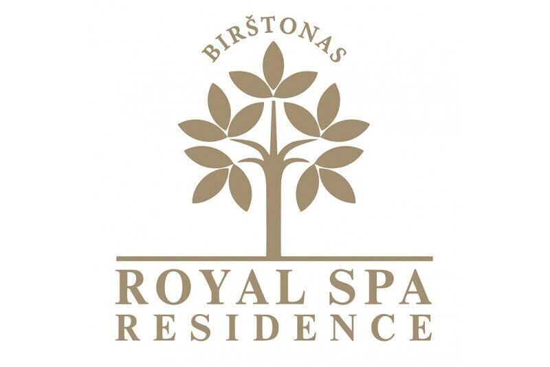 """Viešbučio """"Royal SPA Residence"""" čekis"""