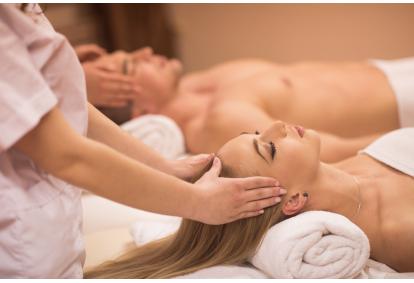 """Aromaterapinis kūno masažas ir pėdų vonelė dviem """"Nidos kopose"""""""