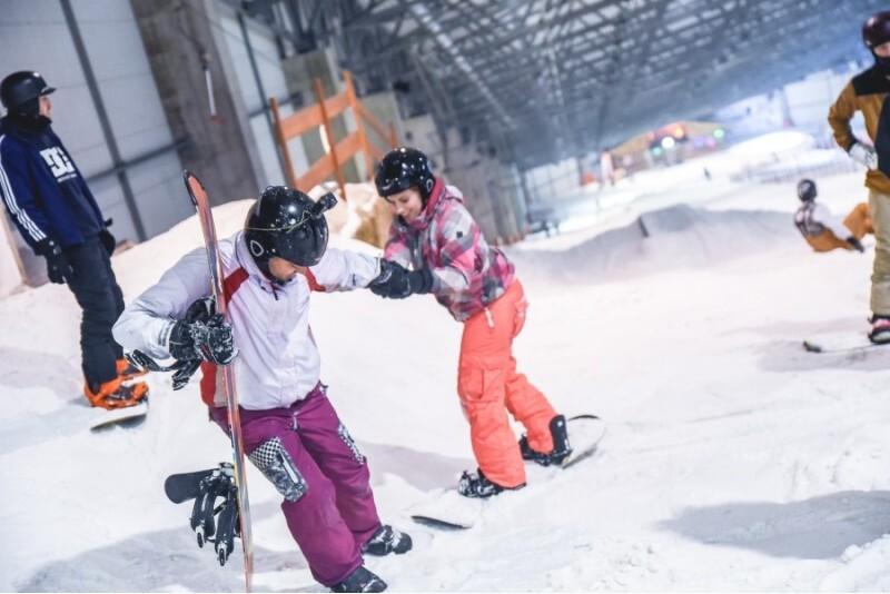 """Nakvynė su vakariene, SPA ir Snow arena """"Best Baltic Central"""" Druskininkuose"""