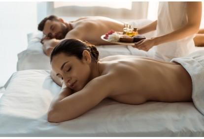 Aromaterapinis masažas dviems Palangoje