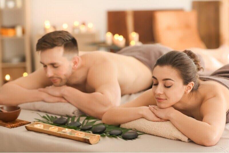 Atpalaiduojantis masažas dviem Klaipėdoje