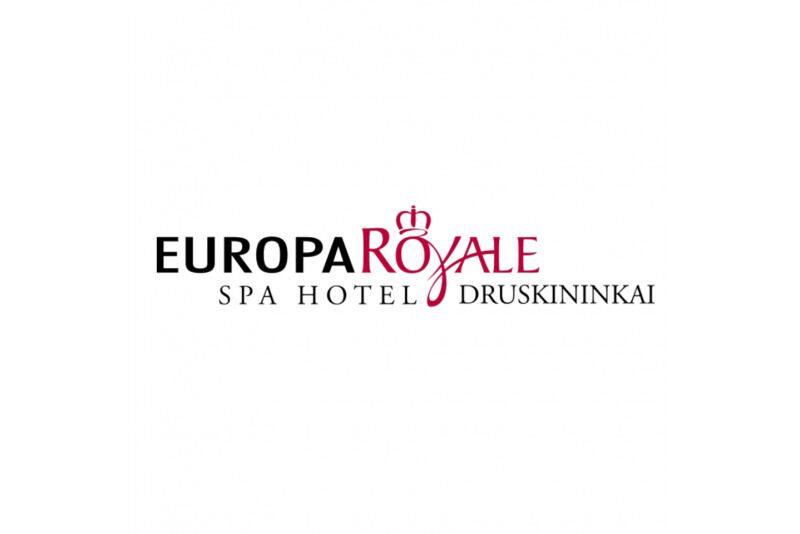 """Viešbučio """"Europa Royale Druskininkai"""" dovanų čekis"""