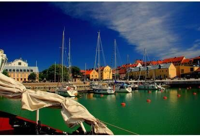 Kruīzs uz Gotlandi