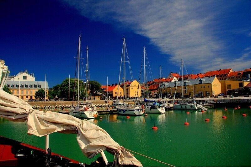 Kruizas į Gotlando salą