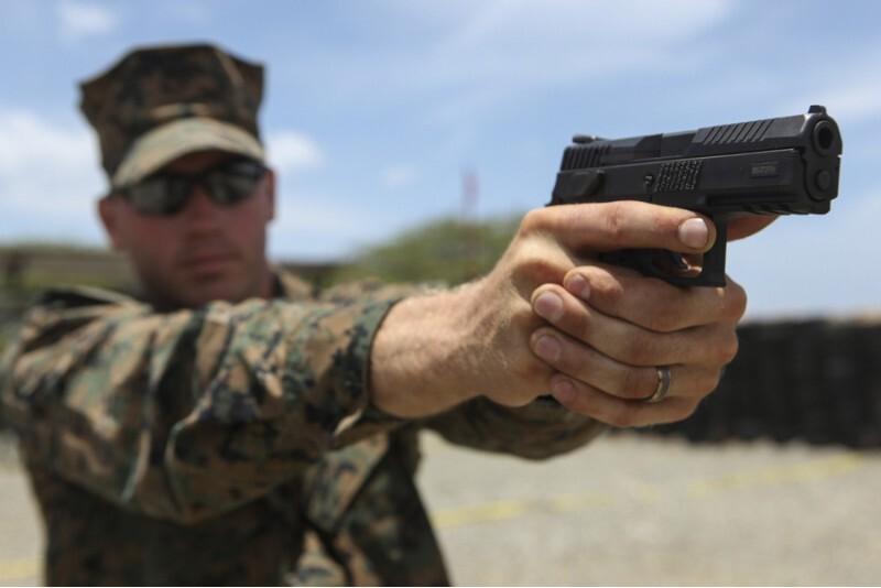 Šaudymas pistoletu Panevėžyje
