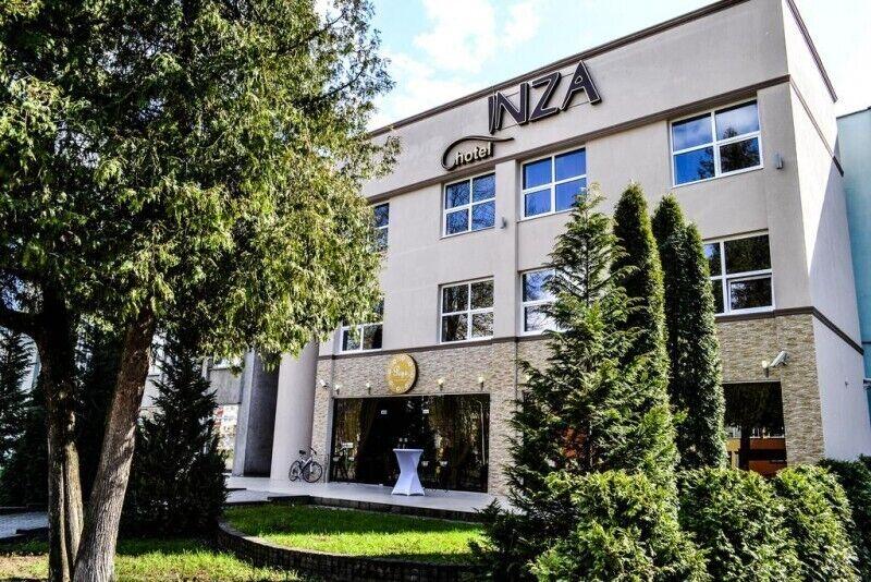 """Nakvynė su pusryčiais dviem viešbutyje """"INZA"""" Druskininkuose"""