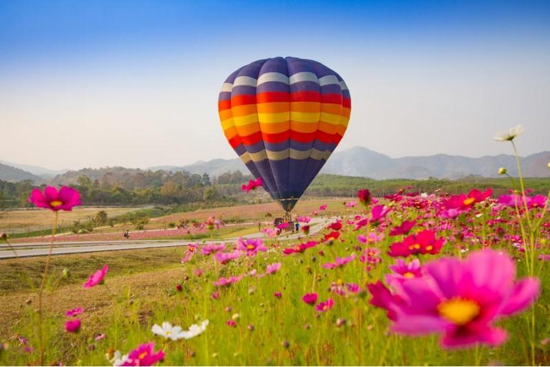 VIP skrydis oro balionu Vilniuje, Kaune arba Šiauliuose 3-4 asmenims
