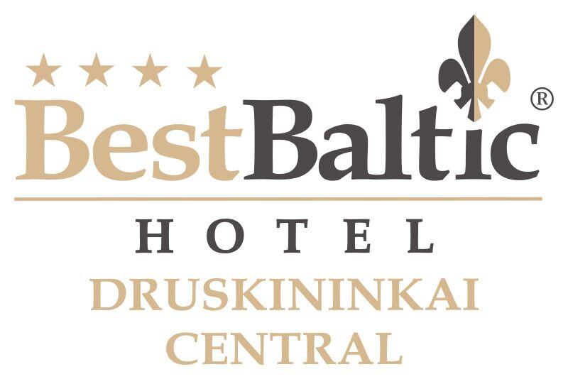 """Viešbučio """"Best Baltic Central"""" Druskininkuose čekis"""
