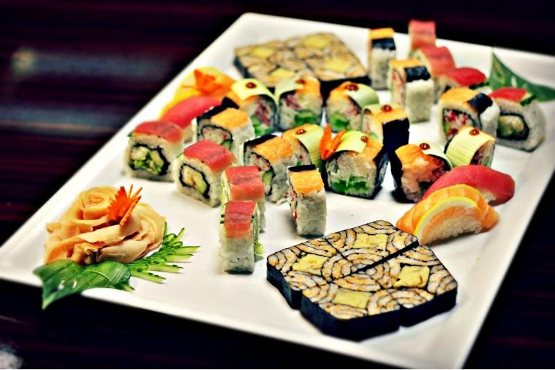 "Apsilankymas japonų restorane ""Sushi City"" Vilniuje"