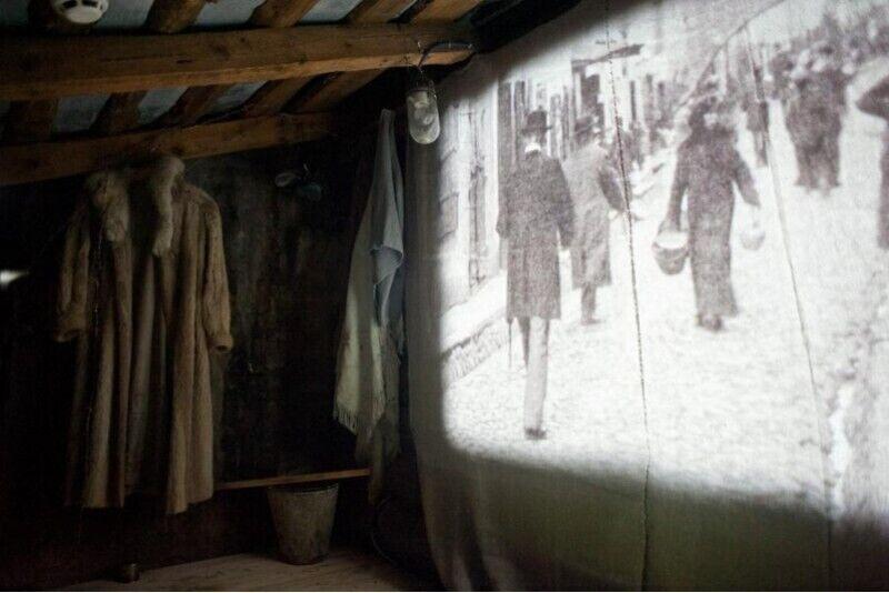 Ekskursija Vilniaus Gaono žydų istorijos muziejuje