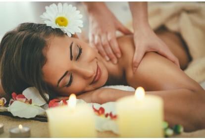 Aromaterapinis viso kūno ir veido masažas Alytuje
