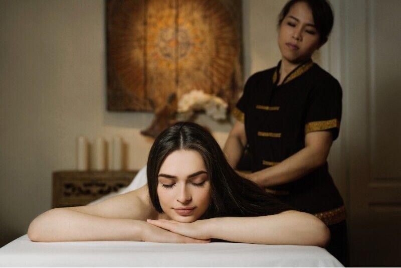 Balietiškas aroma viso kūno masažas