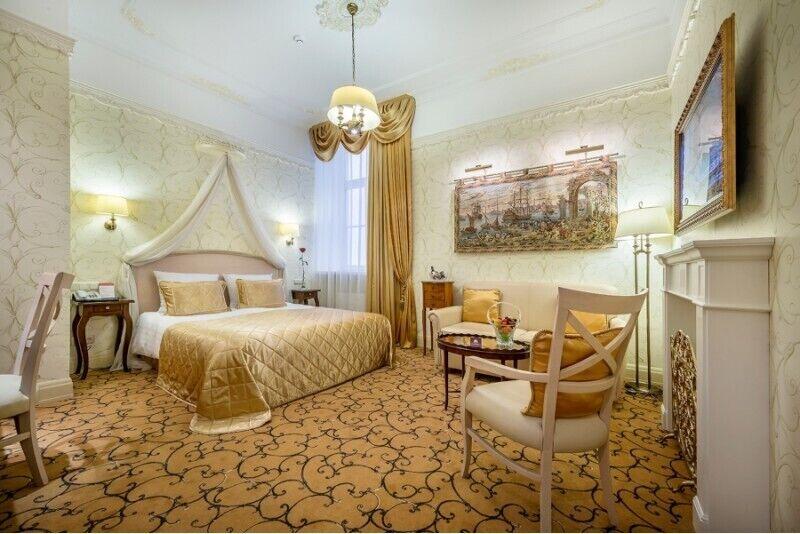 """Karališkas poilsis su vakariene viešbutyje """"Imperial Hotel & Restaurant"""""""