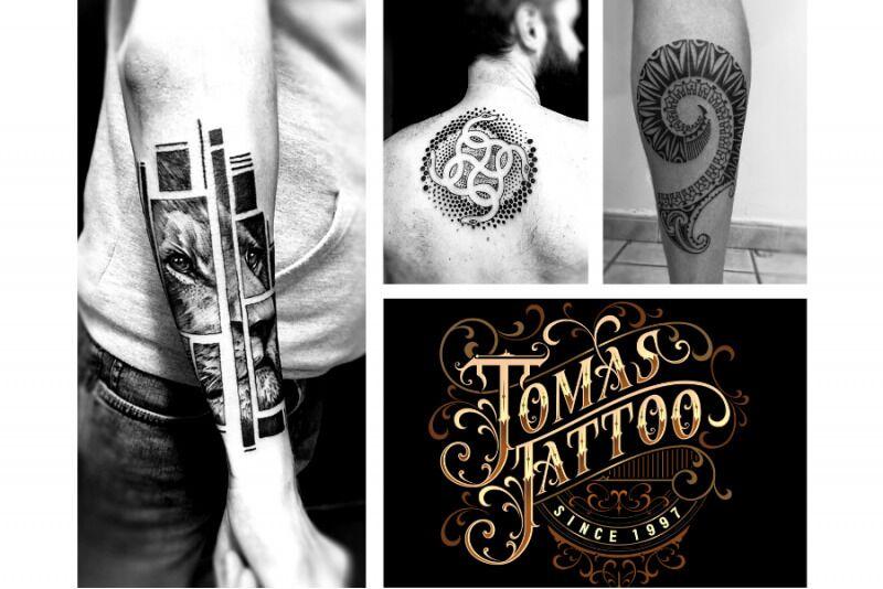 """Tatuiruočių salono """"Tomas Tattoo"""" Panevėžyje dovanų čekis"""