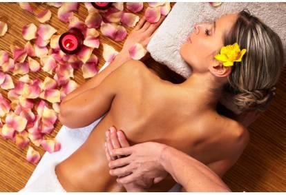 Aromaterapinis viso kūno masažas Marijampolėje