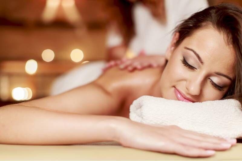 Viso kūno antistresinis masažas JAI Klaipėdoje