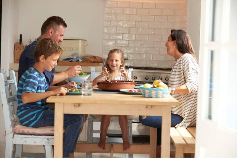 4 vakarienių prenumerata šeimai