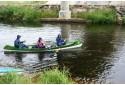 Dviejų dienų žygis baidarėmis pasirinkta Dzūkijos upe