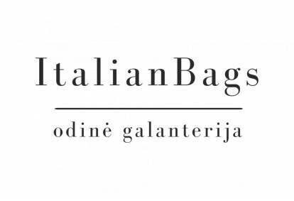 """Odinės galanterijos parduotuvės """"ItalianBags.lt"""" dovanų čekis"""