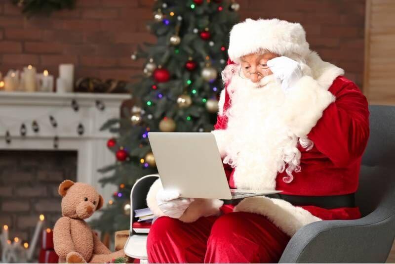 Kalėdų senelio skambutis iš Laplandijos