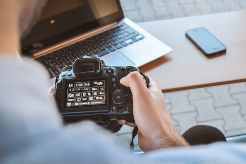 Individuali fotografijos pamoka su profesionaliu fotografu Kaune