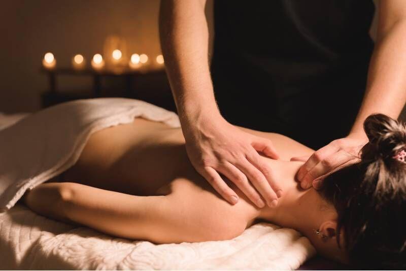 """Aromaterapinis kūno masažas centre """"UPA Medical SPA"""" Druskininkuose"""