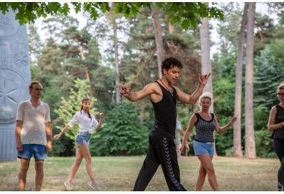 Individuali šokio pamoka šokių studijoje Vilniuje