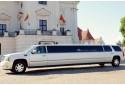"""Pasivažinėjimas """"Cadillac"""" limuzinu Kaune 1-20 asmenims"""