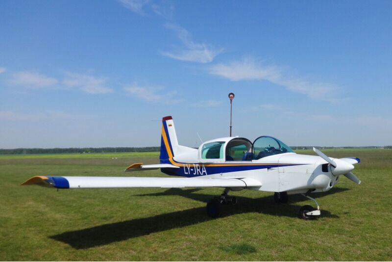 """Apžvalginis mokomasis skrydis lėktuvu virš Kauno su """"Aero Pilot"""""""