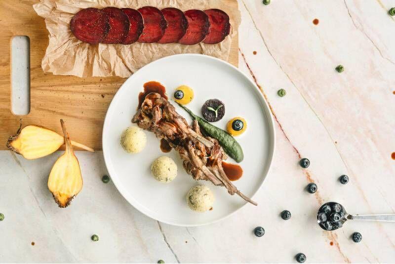"""Apsilankymas restorane """"Solt Dining"""" Vilniuje"""